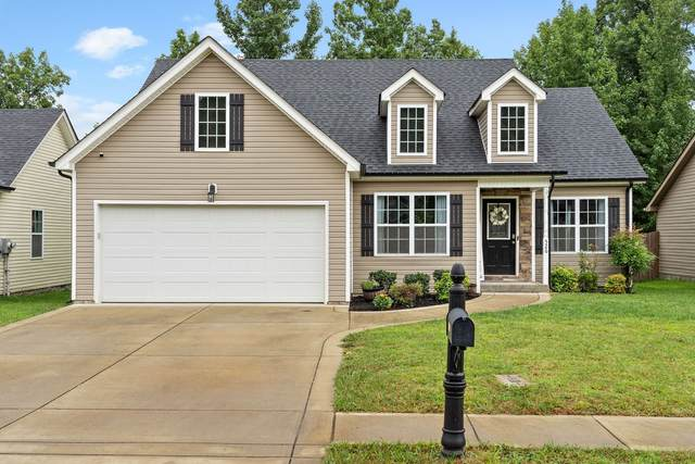 526 Magnolia Dr, Clarksville, TN 37042 (MLS #RTC2291924) :: Felts Partners
