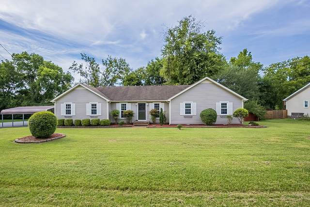 2001 Windsor Dr, Columbia, TN 38401 (MLS #RTC2291925) :: Ashley Claire Real Estate - Benchmark Realty