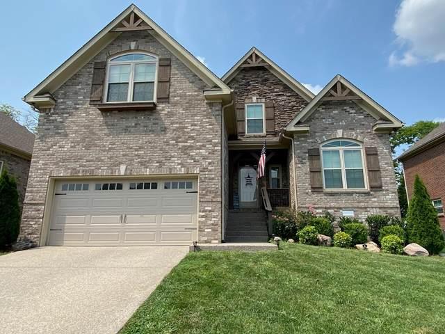 6033 Sanmar Dr, Spring Hill, TN 37174 (MLS #RTC2291934) :: Village Real Estate