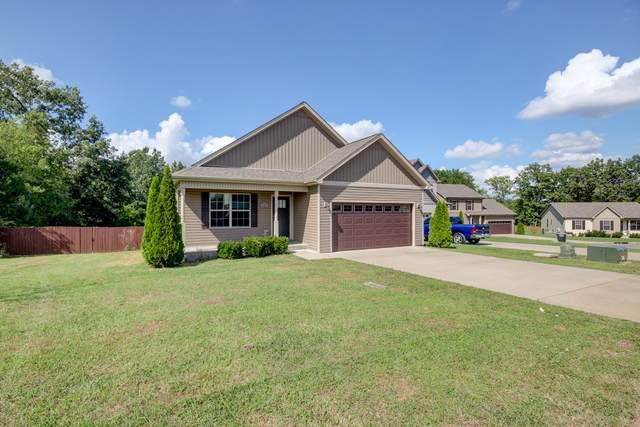 109 Grassmire Dr, Clarksville, TN 37042 (MLS #RTC2291938) :: John Jones Real Estate LLC