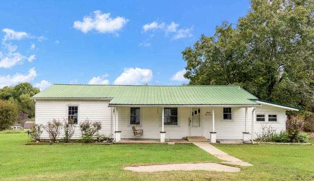 9843 Ed Lyell Road, Lyles, TN 37098 (MLS #RTC2291940) :: Ashley Claire Real Estate - Benchmark Realty
