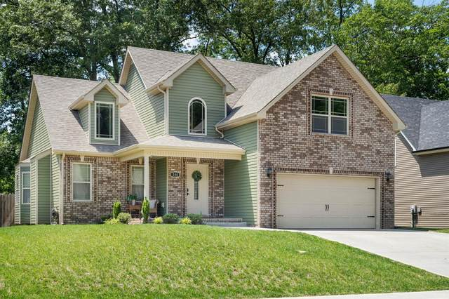 144 Sycamore Hill Dr, Clarksville, TN 37042 (MLS #RTC2291971) :: Morrell Property Collective | Compass RE