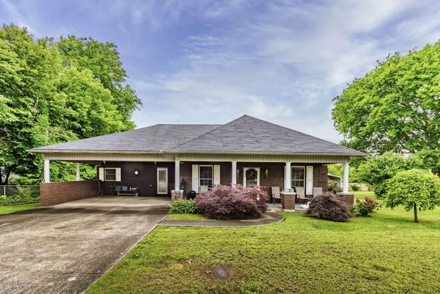 341 Jackson Ave, Lawrenceburg, TN 38464 (MLS #RTC2292004) :: John Jones Real Estate LLC