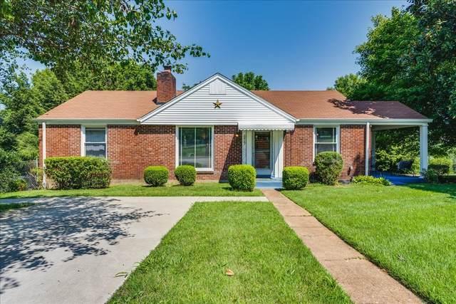 2417 Carter Ave, Nashville, TN 37206 (MLS #RTC2292016) :: Fridrich & Clark Realty, LLC