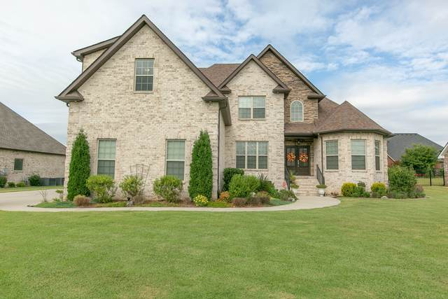 2715 Bertram Ct, Murfreesboro, TN 37129 (MLS #RTC2292084) :: Ashley Claire Real Estate - Benchmark Realty