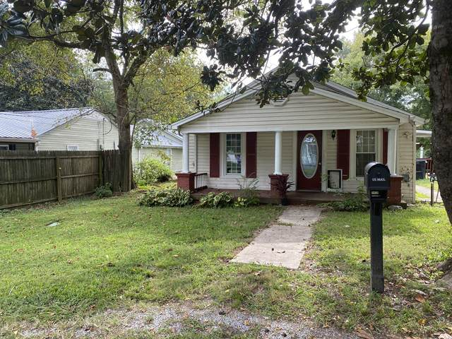 310 Gentry St, Tullahoma, TN 37388 (MLS #RTC2292095) :: Ashley Claire Real Estate - Benchmark Realty