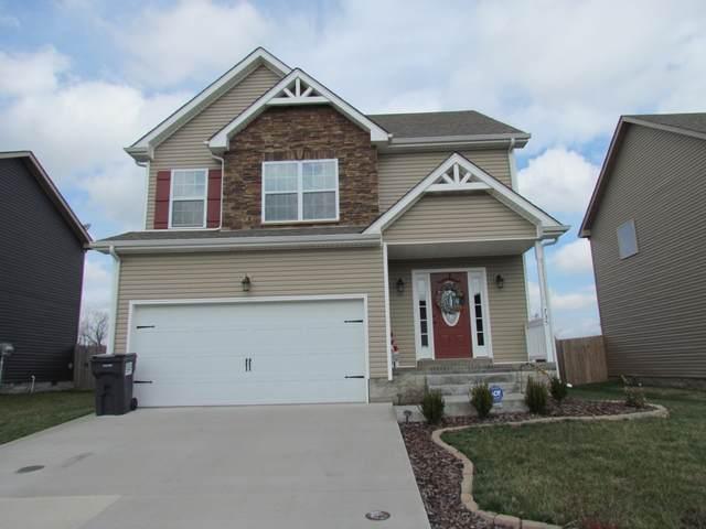 735 Sleek Fox Dr, Clarksville, TN 37040 (MLS #RTC2292148) :: Morrell Property Collective | Compass RE