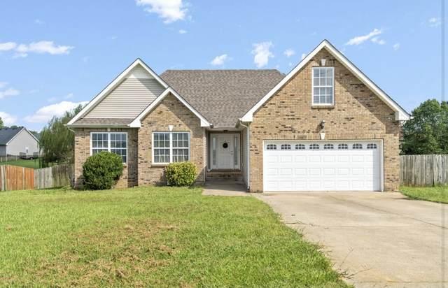 1741 Hazelwood Rd, Clarksville, TN 37042 (MLS #RTC2292183) :: Felts Partners