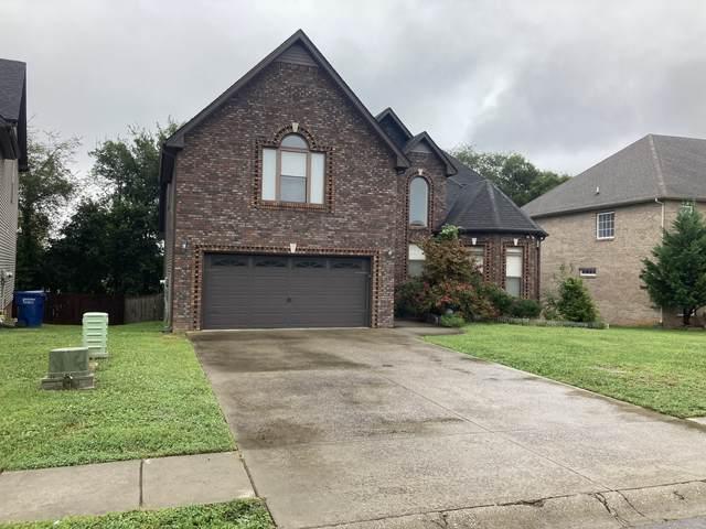 2433 Senseney Dr, Clarksville, TN 37042 (MLS #RTC2292187) :: RE/MAX Homes and Estates, Lipman Group