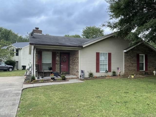 521 Westgate Blvd #521, Murfreesboro, TN 37128 (MLS #RTC2292194) :: The Godfrey Group, LLC
