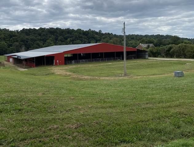 2121 Little Blue Creek Rd, Mc Ewen, TN 37101 (MLS #RTC2292204) :: John Jones Real Estate LLC