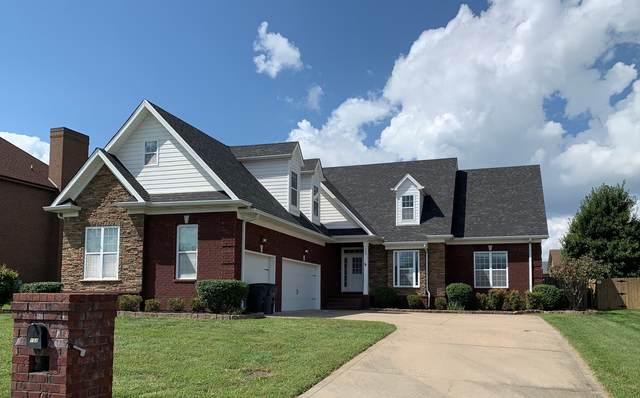 152 Covey Rise Cir, Clarksville, TN 37043 (MLS #RTC2292209) :: Re/Max Fine Homes