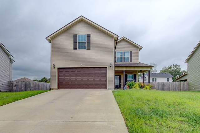 1659 Parkside Dr, Clarksville, TN 37042 (MLS #RTC2292210) :: Ashley Claire Real Estate - Benchmark Realty
