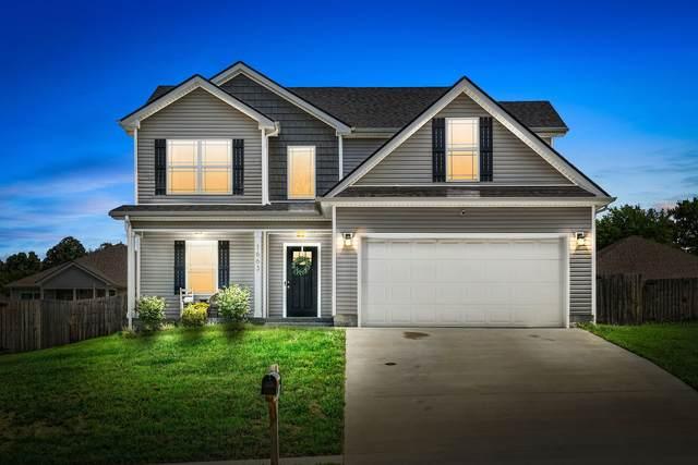 1663 Parkside Drive, Clarksville, TN 37042 (MLS #RTC2292242) :: Felts Partners