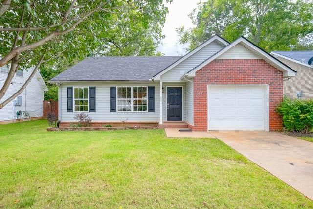 207 Meigs Dr, Murfreesboro, TN 37128 (MLS #RTC2292243) :: Cory Real Estate Services