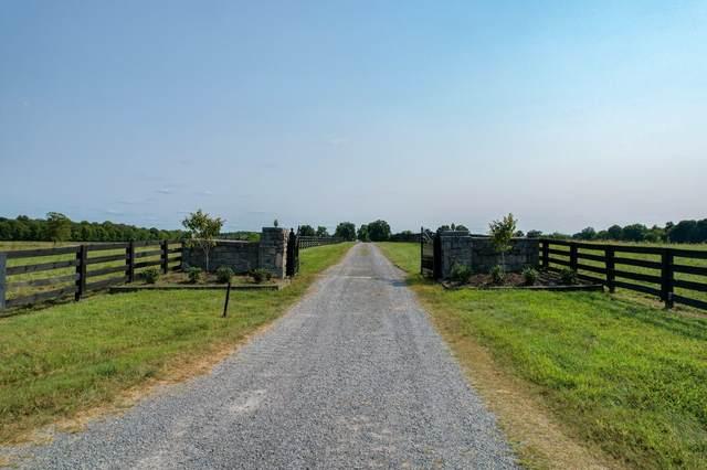 1650 Kingdom Rd, Bell Buckle, TN 37020 (MLS #RTC2292257) :: Team George Weeks Real Estate