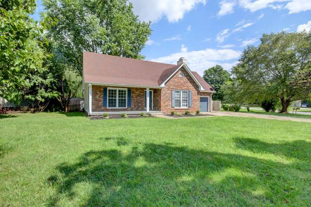 701 Pembrook Pl, Clarksville, TN 37042 (MLS #RTC2292288) :: The Kelton Group