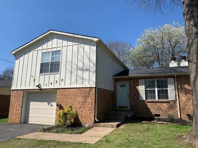 1420 E Cedar Ln, Madison, TN 37115 (MLS #RTC2292298) :: Village Real Estate