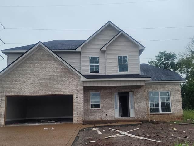 1191 Rimrock Rd, Smyrna, TN 37167 (MLS #RTC2292302) :: The Miles Team | Compass Tennesee, LLC