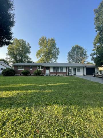 414 8th St, Lawrenceburg, TN 38464 (MLS #RTC2292349) :: The Godfrey Group, LLC
