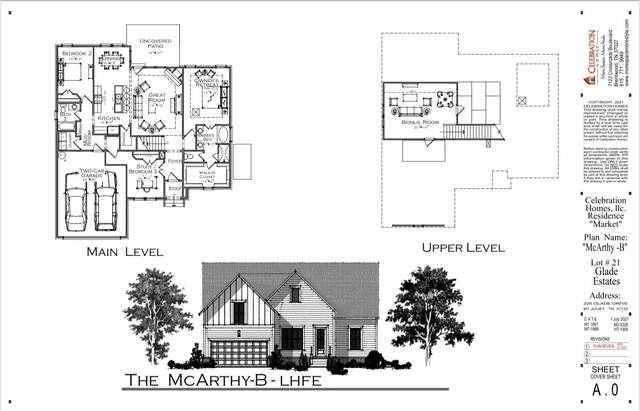 226 Glade Dr, Mount Juliet, TN 37122 (MLS #RTC2292380) :: John Jones Real Estate LLC