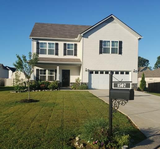 1507 Halverson Dr, Murfreesboro, TN 37128 (MLS #RTC2292389) :: Cory Real Estate Services