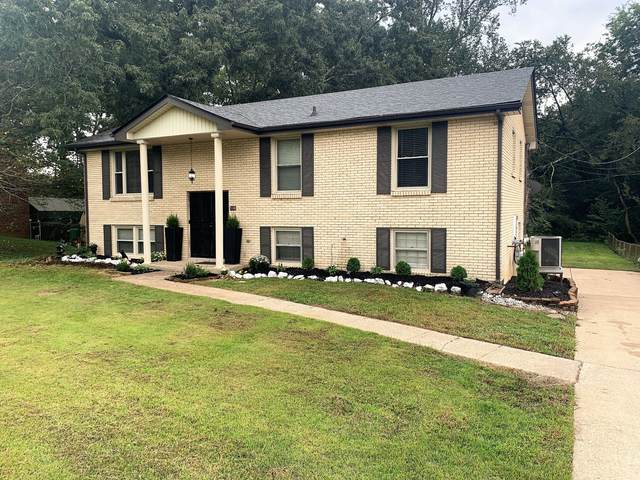 116 Dave Dr, Clarksville, TN 37042 (MLS #RTC2292390) :: The Milam Group at Fridrich & Clark Realty