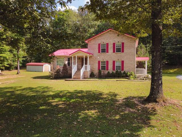 6708 Pinewood Rd, Nunnelly, TN 37137 (MLS #RTC2292391) :: Ashley Claire Real Estate - Benchmark Realty