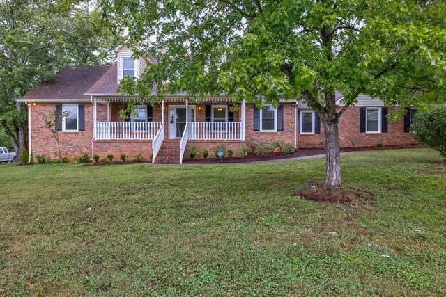 814 River Rock Blvd, Murfreesboro, TN 37128 (MLS #RTC2292402) :: Benchmark Realty