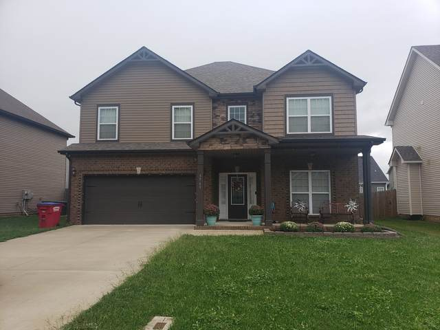 3763 Windmill Dr, Clarksville, TN 37040 (MLS #RTC2292417) :: Kimberly Harris Homes