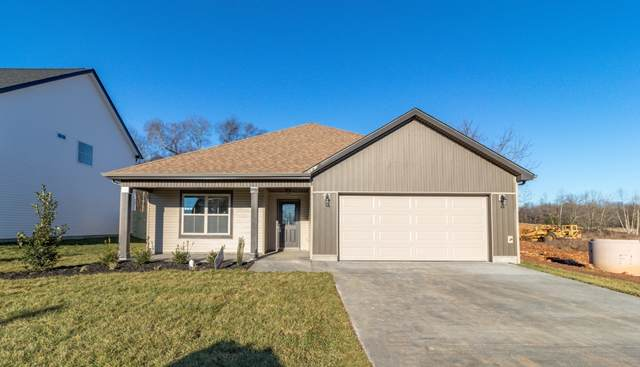 55 Campbell Heights, Clarksville, TN 37042 (MLS #RTC2292423) :: Morrell Property Collective   Compass RE
