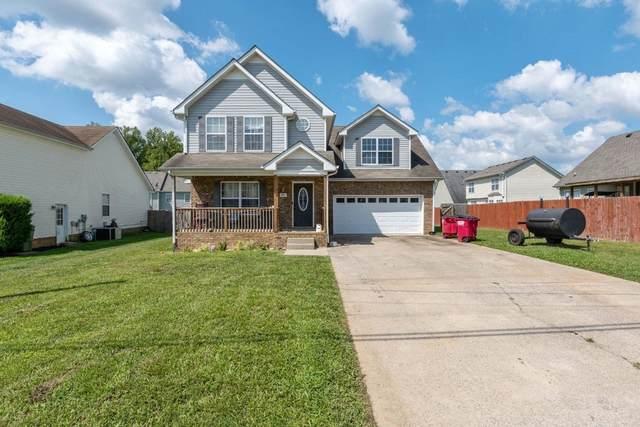 1564 Tylertown Rd, Clarksville, TN 37040 (MLS #RTC2292431) :: Nashville on the Move