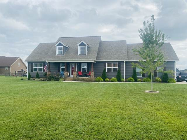 167 Executive Ct, Manchester, TN 37355 (MLS #RTC2292462) :: Maples Realty and Auction Co.