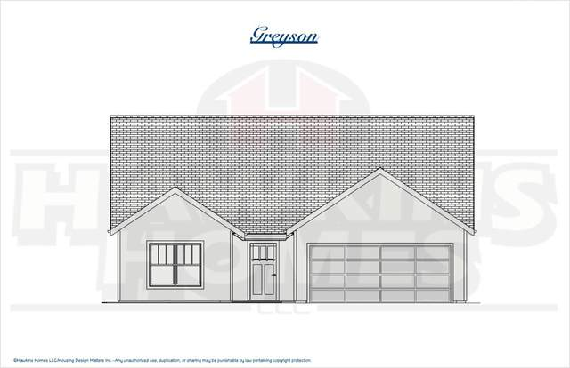 58 Campbell Heights, Clarksville, TN 37042 (MLS #RTC2292469) :: Morrell Property Collective | Compass RE