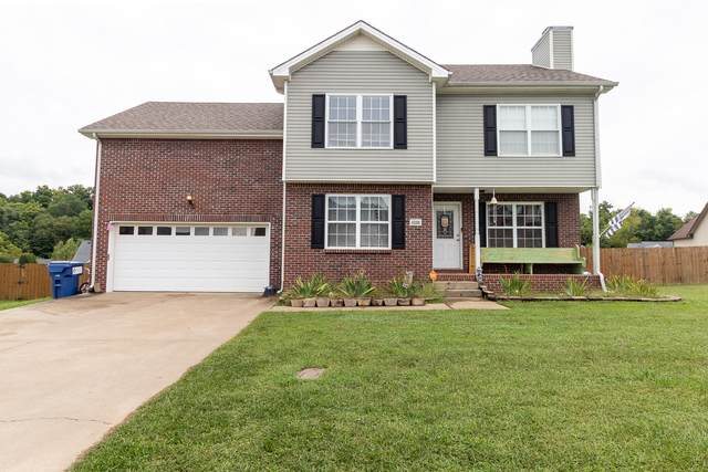 1233 Channelview Dr, Clarksville, TN 37040 (MLS #RTC2292487) :: Your Perfect Property Team powered by Clarksville.com Realty