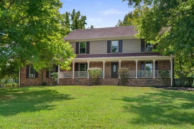 153 Faulkner Lane, Mount Juliet, TN 37122 (MLS #RTC2292488) :: Village Real Estate