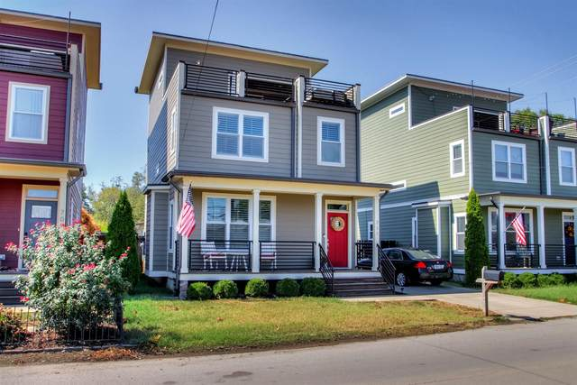 711 44th Ave N, Nashville, TN 37209 (MLS #RTC2292540) :: Morrell Property Collective | Compass RE