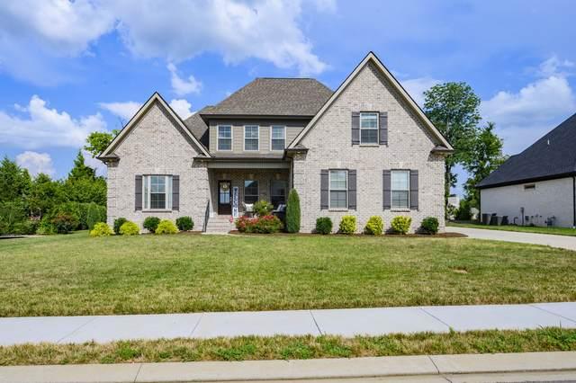 2807 Presley Dr, Murfreesboro, TN 37128 (MLS #RTC2292558) :: John Jones Real Estate LLC