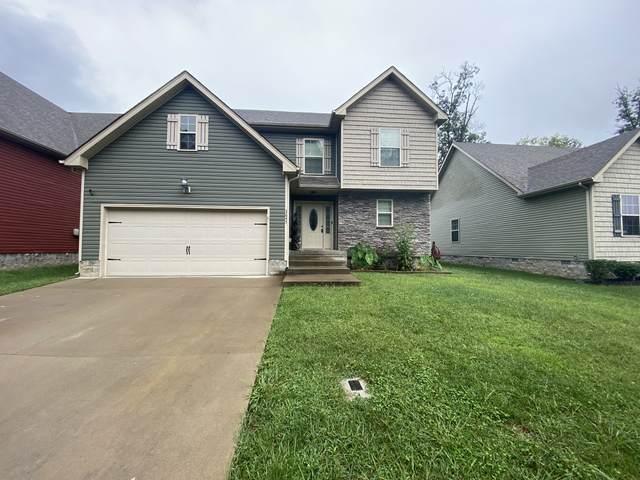 3645 Fox Tail Dr, Clarksville, TN 37040 (MLS #RTC2292584) :: Clarksville.com Realty