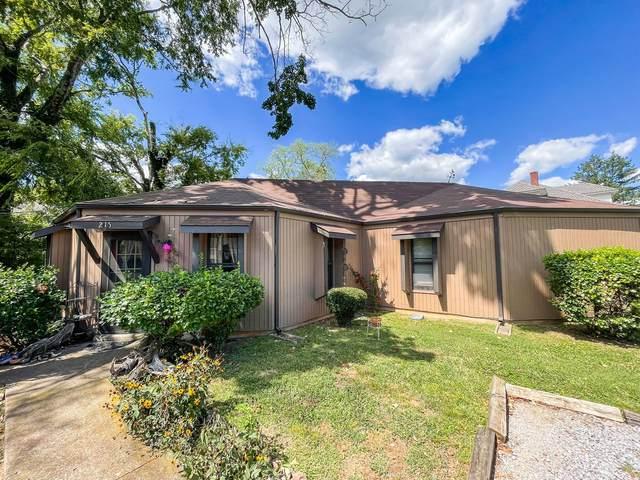 215 N Highland Ave, Murfreesboro, TN 37130 (MLS #RTC2292602) :: John Jones Real Estate LLC