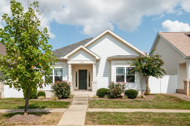 1235 Charleston Blvd, Murfreesboro, TN 37130 (MLS #RTC2292748) :: FYKES Realty Group