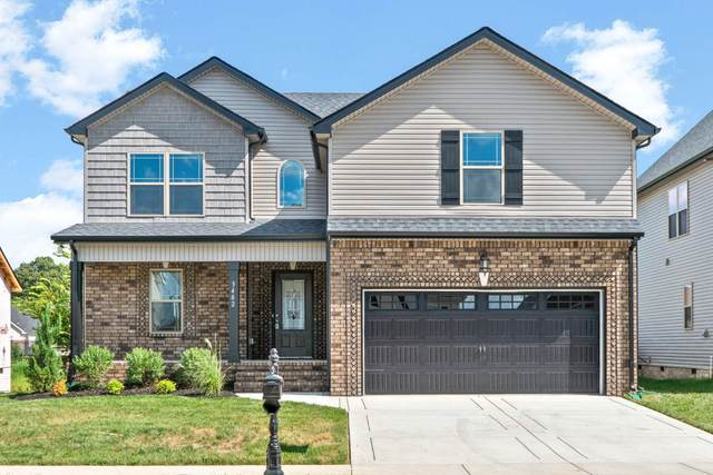 190 Bellmont, Clarksville, TN 37043 (MLS #RTC2292760) :: Morrell Property Collective | Compass RE