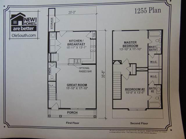 3439 Donerail Circle #439, Murfreesboro, TN 37128 (MLS #RTC2292762) :: The Kelton Group