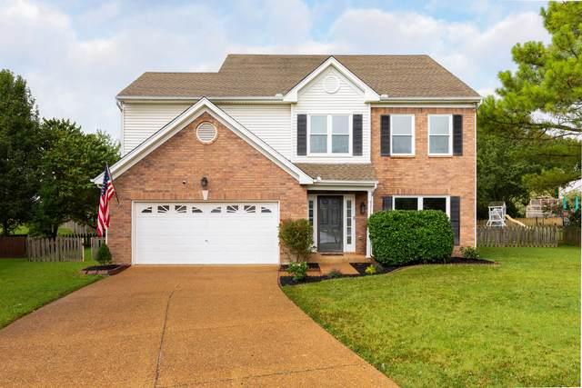 2202 S Cromwell Ct, Mount Juliet, TN 37122 (MLS #RTC2292788) :: Village Real Estate