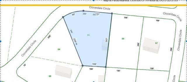 0 Cloverdale Circle, Sparta, TN 38583 (MLS #RTC2292804) :: Village Real Estate