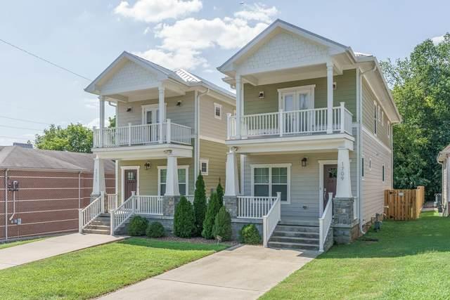 1709 Ridley Blvd, Nashville, TN 37203 (MLS #RTC2292818) :: RE/MAX 1st Choice