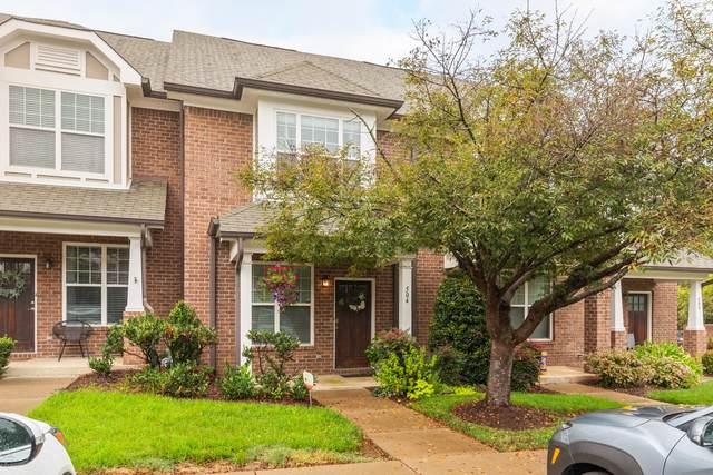 2310 Elliott Ave #504, Nashville, TN 37204 (MLS #RTC2292833) :: Ashley Claire Real Estate - Benchmark Realty