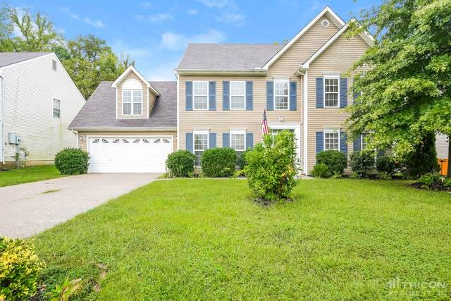 1050 Vanguard Dr, Spring Hill, TN 37174 (MLS #RTC2292844) :: HALO Realty