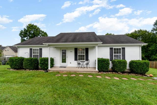 260 Kristen Dr, Lafayette, TN 37083 (MLS #RTC2292858) :: Ashley Claire Real Estate - Benchmark Realty