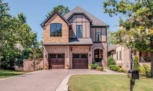 4035 General Bate Dr, Nashville, TN 37204 (MLS #RTC2292913) :: Cory Real Estate Services
